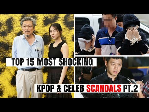 Xxx Mp4 Top 15 Most SHOCKING Kpop Korean Celebrity SCANDALS Of All Time Pt 2 HOT TOPIC 3gp Sex