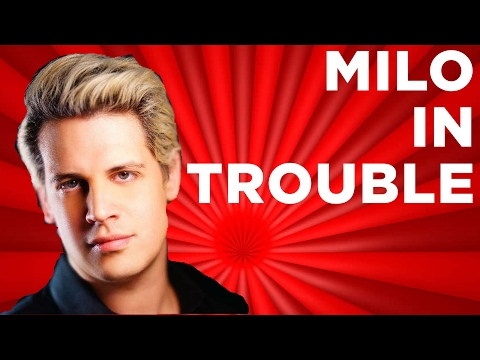 Xxx Mp4 Milo Yiannopoulos In Hot Water After Defending Pedophilia Disinvited From CPAC 3gp Sex