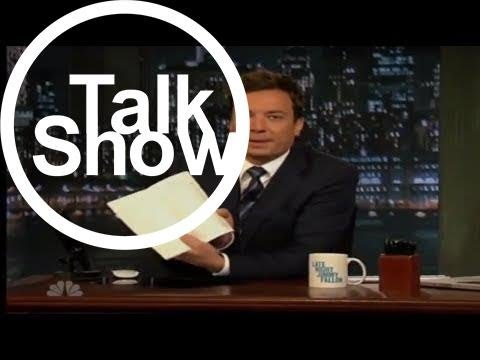 [Talk Shows]Do Not Read with Jimmy Fallon - Down Home Gynecology