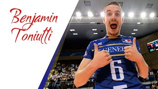 BENJAMIN TONUTTI | Setter of France Volleyball Team