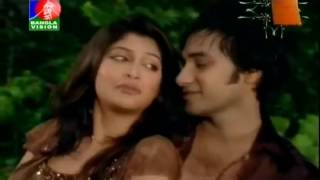 Bangla Song | Chokh Melle Dekhi | Shafiq Tuhin, Tasmina Aurin