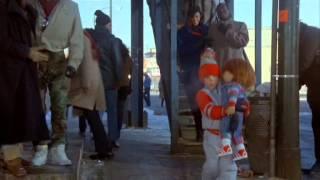 CHILD'S PLAY: Chucky the nice guy