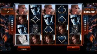 JACKPOT!!! Must See Slot Bonus! Terminator 2 Hot Mode Mega Win Real Money online