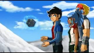 Redakai Conquer the Kairu Season 2 Episode 7 Discovery of the Kairu Cube - Watch cartoons online, Wa