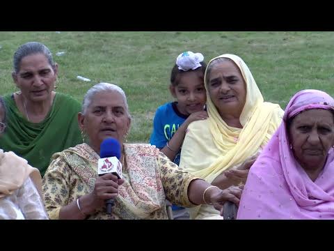 Xxx Mp4 Ladies Giddha Boliyan At Senior Club Event At Brampton On 16 July 2017 Covered By Apna Punjab TV 3gp Sex