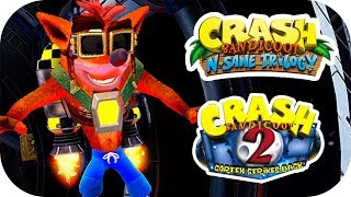 ¡MISIÓN ESPACIAL! | Crash Bandicoot N Sane Trilogy | Ep. 14 con --ALEX--