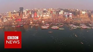 'Mother' Ganges becomes a legal person - BBC News