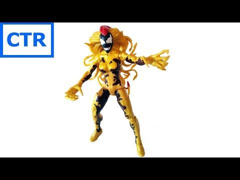 Xxx Mp4 Marvel Legends Scream Review Monster Venom BAF Wave Spider Man Action Figure 3gp Sex