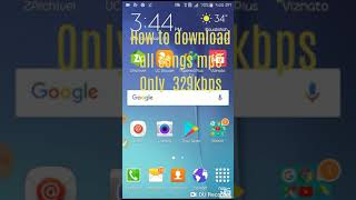 How to  download all songs mp3 Only 320kbps:// Android:// and pc