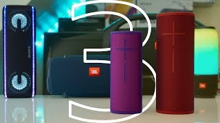 UE Megaboom 3 & Boom 3 Review - Also Compared To JBL XTREME 2 & Sony XB41