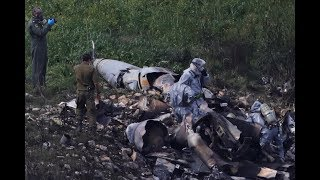 Israel strikes Syria after downing Iranian drone