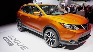 2018 Nissan Rogue Sport video preview