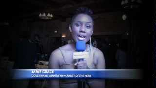 Jamie Grace Youngest GMA 43rd Annual Dove Award Winner | AgapeSoul.TV