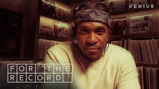 Pusha-T on 'DAYTONA,' Drake Disses and Kanye's Politics | For The Record