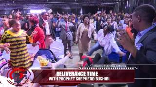 Powerful Deliverance   Breaking Blood Line Curses   Prophet Shepherd Bushiri
