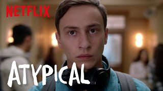 Atypical | Clip: Research on How to Steal a Woman | Netflix