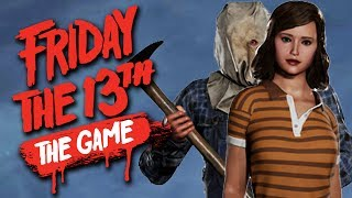 SINOW'S SALTY REVENGE - Friday the 13th Multiplayer [Part 5]