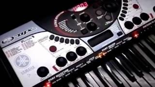 Yamaha DJX-II (or DJX-2) demo and tutorial