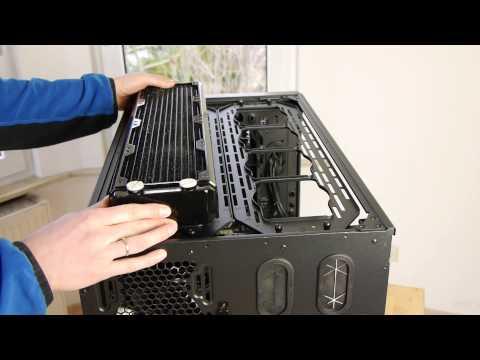 ausgepackt & angefasst: Thermaltake Core X9