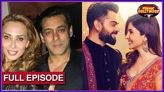Salman Ditches Iulia For New Year Celebrations, Anushka  Upset Over Her Wedding Rumours With Virat