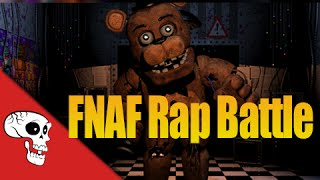 Five Nights At Freddy's Rap Battle by JT Music (feat. Zach Boucher)