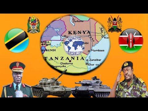 Xxx Mp4 Tanzania VS Kenya Military Power Comparison 2017 3gp Sex