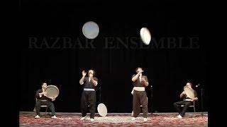 Percussion Medley Innovative Repertoire Daf: Razbar Ensemble