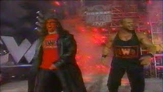 Sting & Lex Luger (nWo Wolfpac) vs. Roddy Piper & DDP (WCW) [Nitro - 7th September 1998]