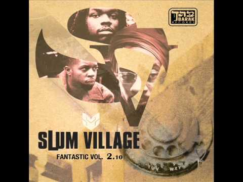 Slum Village Untitled Fantastic Instrumental