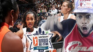 OMFG THIS VIDEO IS INSANE!!! WNBA 3 POINT CONTEST HIGHLIGHTS! WNBA ALL STAR GAME