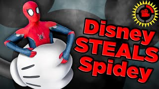 Film Theory: Can Disney STEAL Spiderman? (Disney vs Sony Part 2)