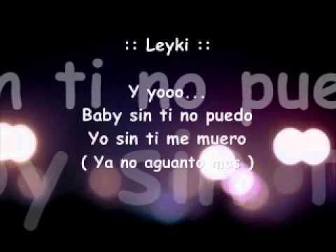 Leyki and Soni - Sin Ti Me Muero