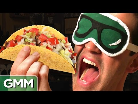 Blind Taco Taste Test