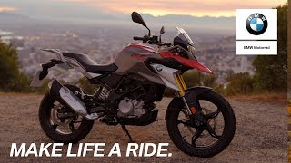 IN THE SPOTLIGHT: The new BMW G 310 GS