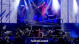 Festival Z - Com Justin Bieber - Completo - HDTV (720p)