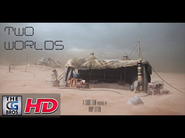 "CGI Animated Shorts HD: ""Two Worlds"" - by Andy Lefton"