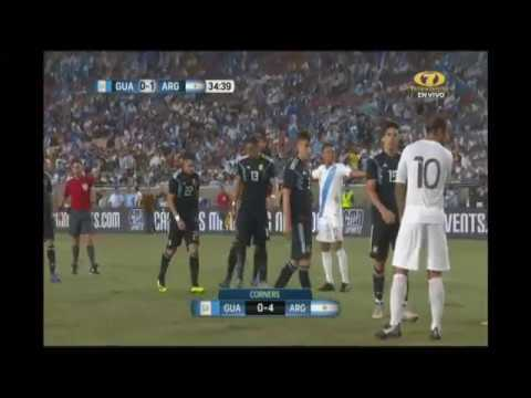 Xxx Mp4 Argentina Anota El Segundo Gol Ante Guatemala 3gp Sex