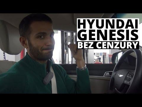 Hyundai Genesis BEZ CENZURY Zachar OFF