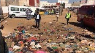 المغرب الجزائر: المسؤول عن ما حدث في الصويرة. Maroc Algérie