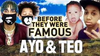 AYO & TEO - Before They Were Famous - ROLEX w. Ayo and Teo Bowles