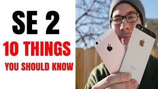 iPhone SE 2 - 10 Things You Should Know!