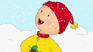 Caillou 2016 New Season   Full Episode   Caillou At The Market   Cartoons for Children