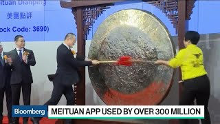 How Tencent-Backed Meituan May Use IPO Proceeds