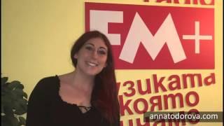Интервю за методът EMDR по радио FM+