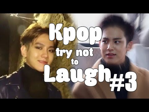 KPOP TRY NOT TO LAUGH FUNNY MOMENTS 3