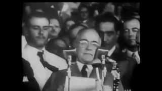 Discurso de posse de Getúlio Vargas (PTB) em 1951