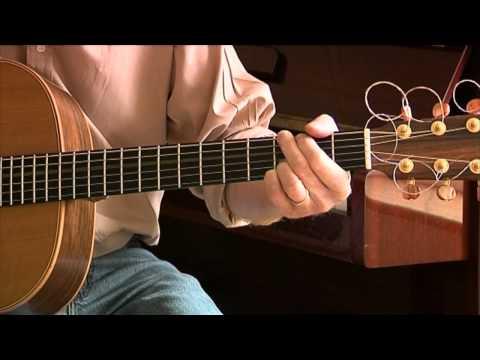 Guitar Tutorial - I'll Tell Me Ma - Irish Folk Songs