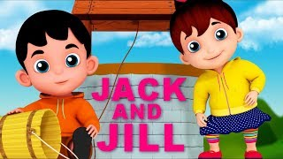 Jack And Jill | Junior Squad | Kindergarten Rhymes For Toddlers by Kids Tv