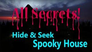 CS:GO Hide & Seek Spooky House All Secrets, Locations, and Hidden Areas!