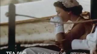 Royal Visit to Fiji and Tonga, 1953